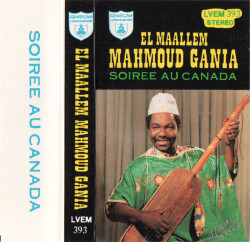 Mahmoud Guinia - Soirée au Canada