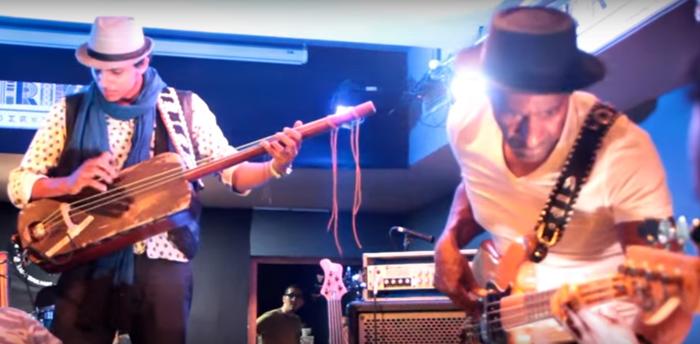 Marcus Miller s'intéresse de plus en plus à la musique Gnaoua