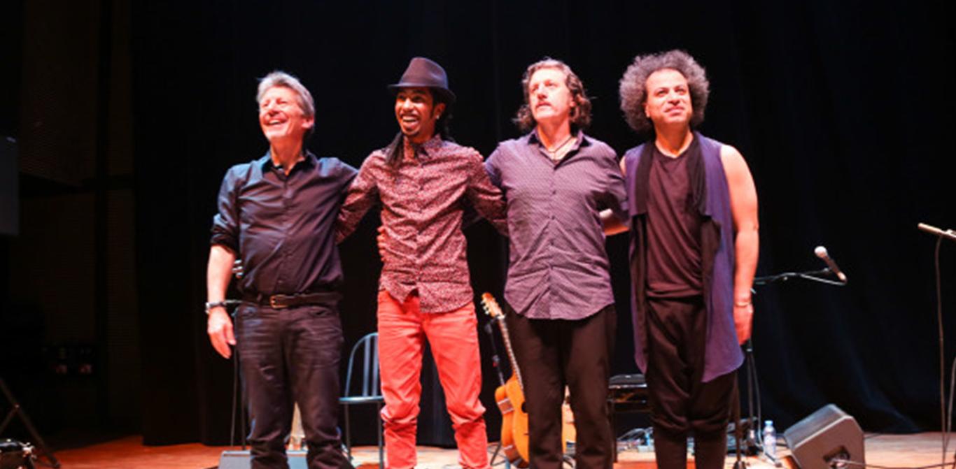 Review – Photos et vidéos du concert de Titi Robin & Mehdi Nassouli à l'IFC