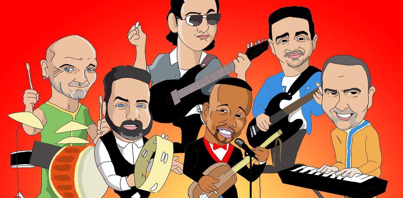 En Belgique, la fusion maghrébine bat son plein avec le Mâallem hicham Bilali & « The Grey Stars »