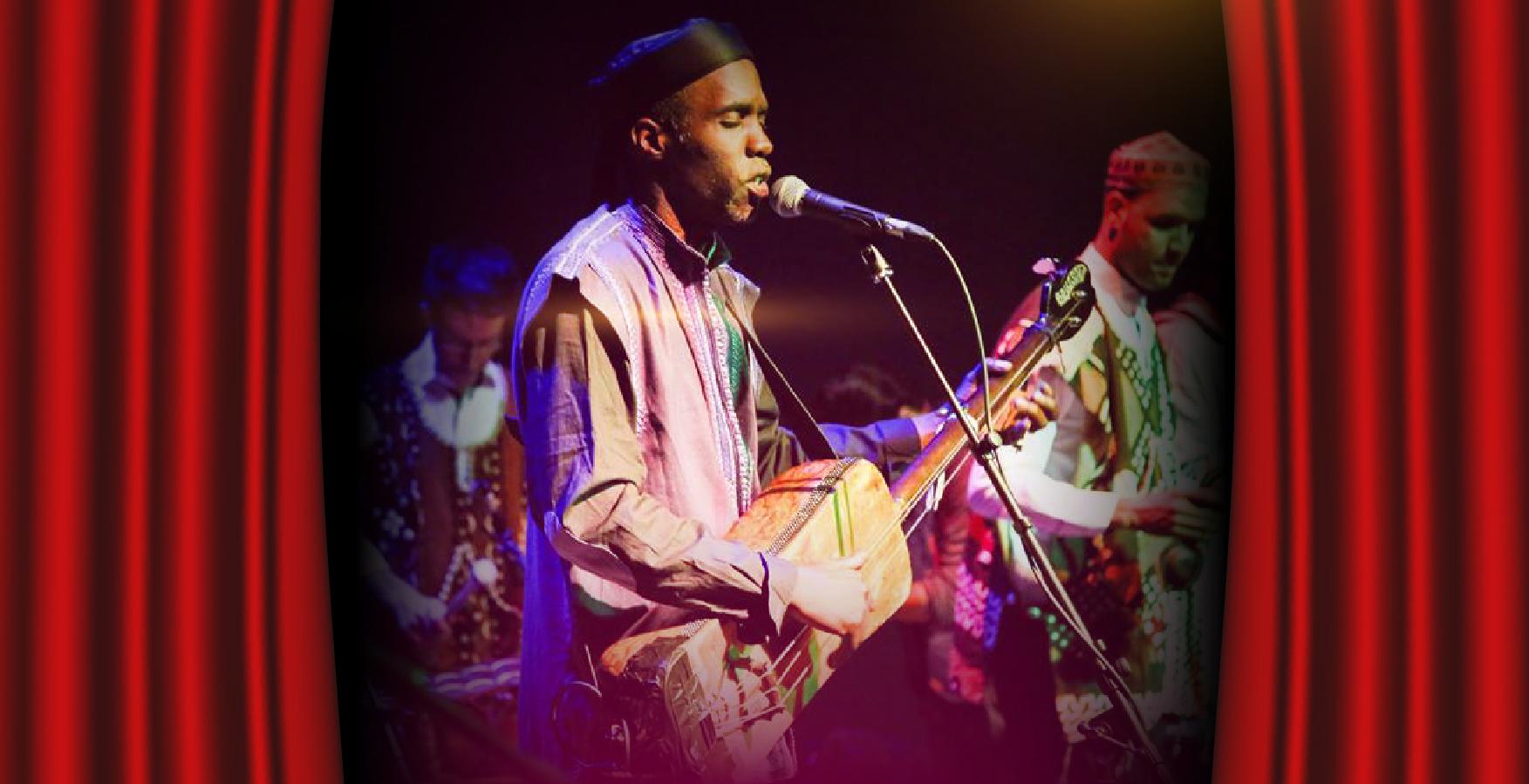 «Gnawa Racines» nouveau projet du Mâallem Hassan Boussou ce Mercredi 25 Janvier à l'institut Français de Casablanca